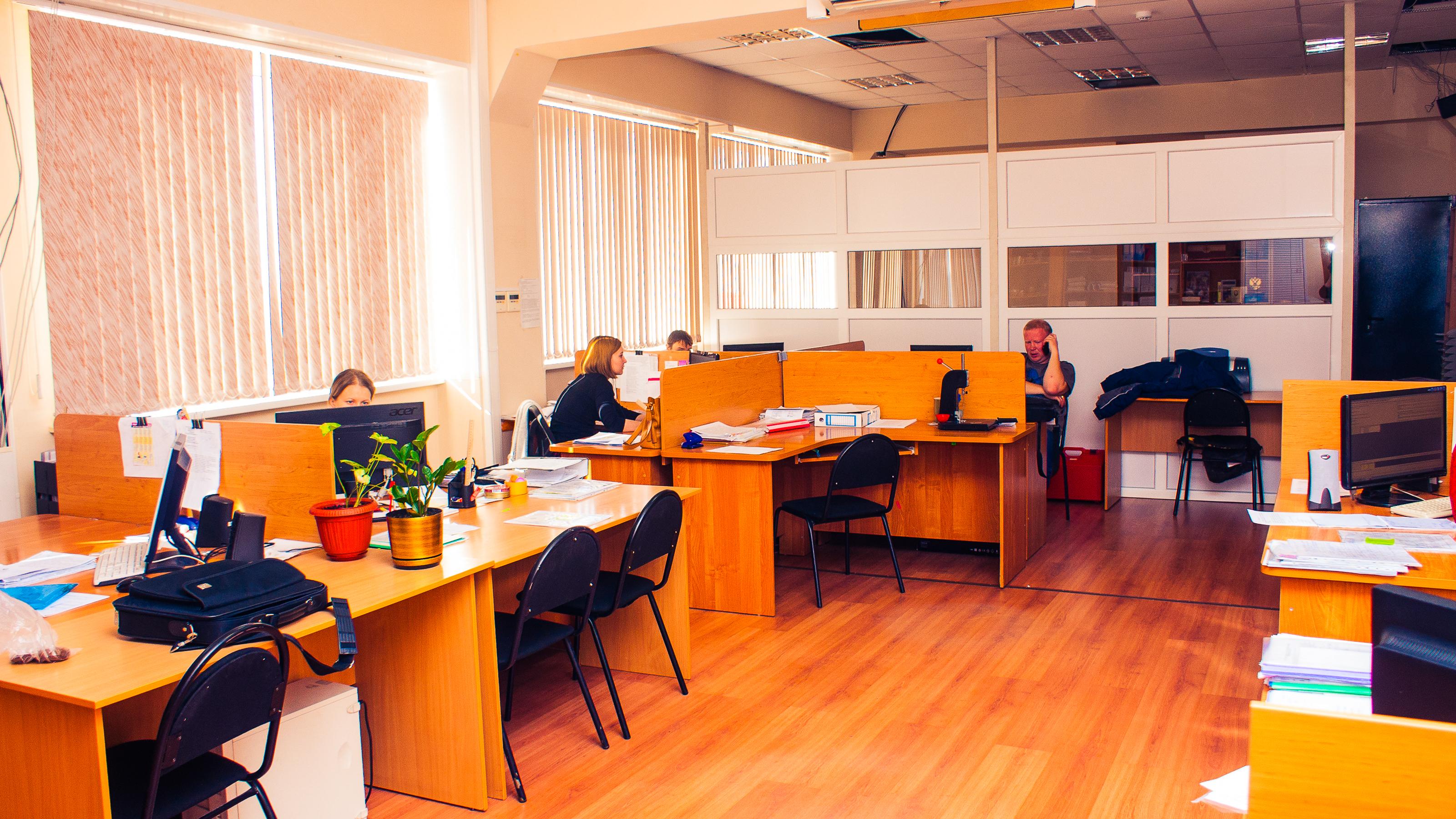 Купите помещения в бизнес-центре «Академ Парк» в качестве готового бизнеса